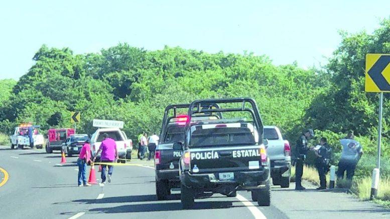 Accidente en autopista de Manzanillo | Foto: El Noticiero Colima