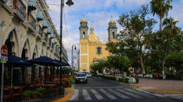 Centro de Colima | Foto: especial