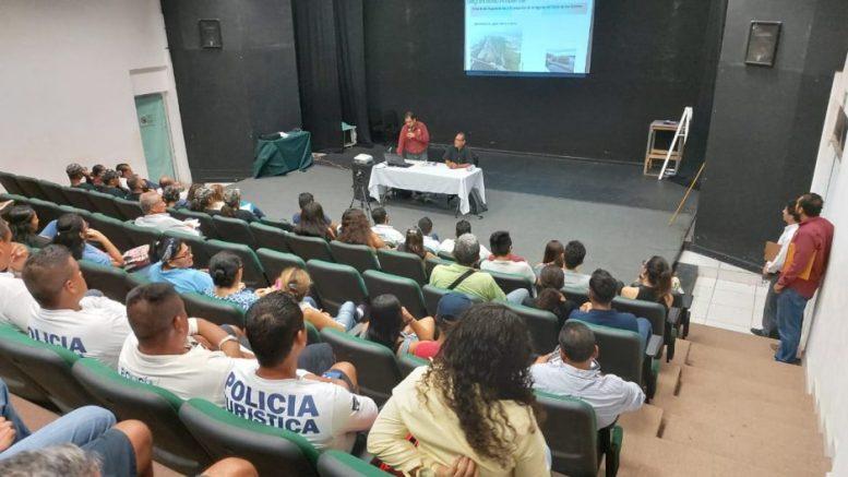 Informe de la Secretaria de Medio Ambiente   Foto: Ayuntamiento de Manzanillo.