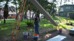Rehabilitación de espacios públicos   Foto: especial