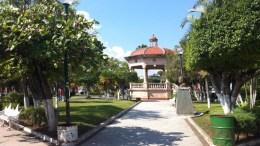 Jardín de Cuauhtémoc | Foto: especial