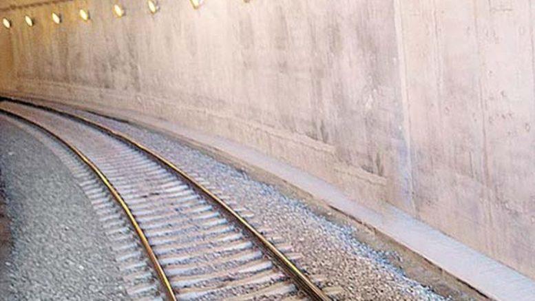 Túnel ferroviario | Foto: especial