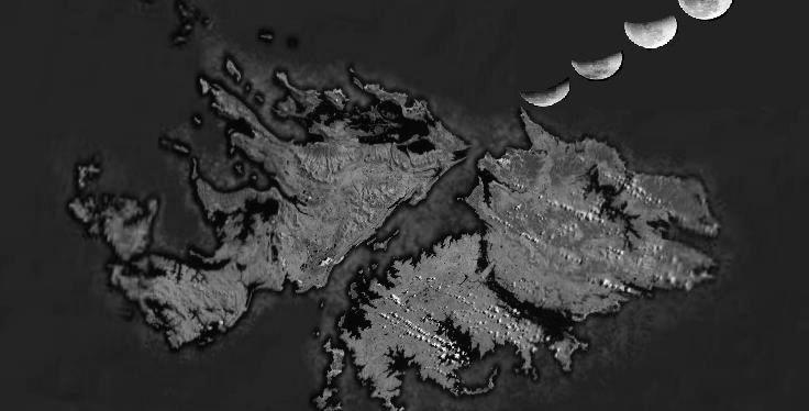 Las Islas Malvinas y Los Eclipses