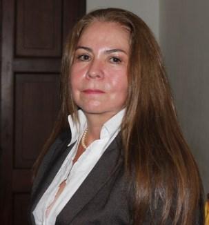 Secretaria de Infraestructura, María Eugenia Trujillo Solarte