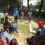 Amistad e Integración a través del deporte y del contacto con la naturaleza