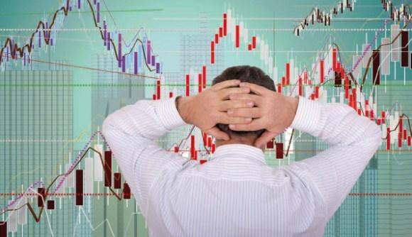 trader y grafico spread