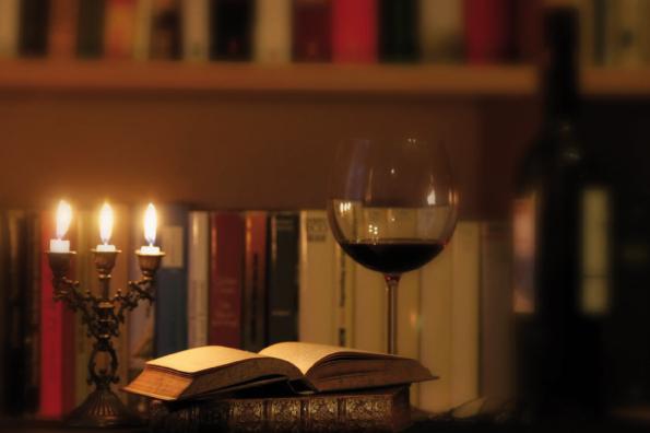 cabecera libro y vino