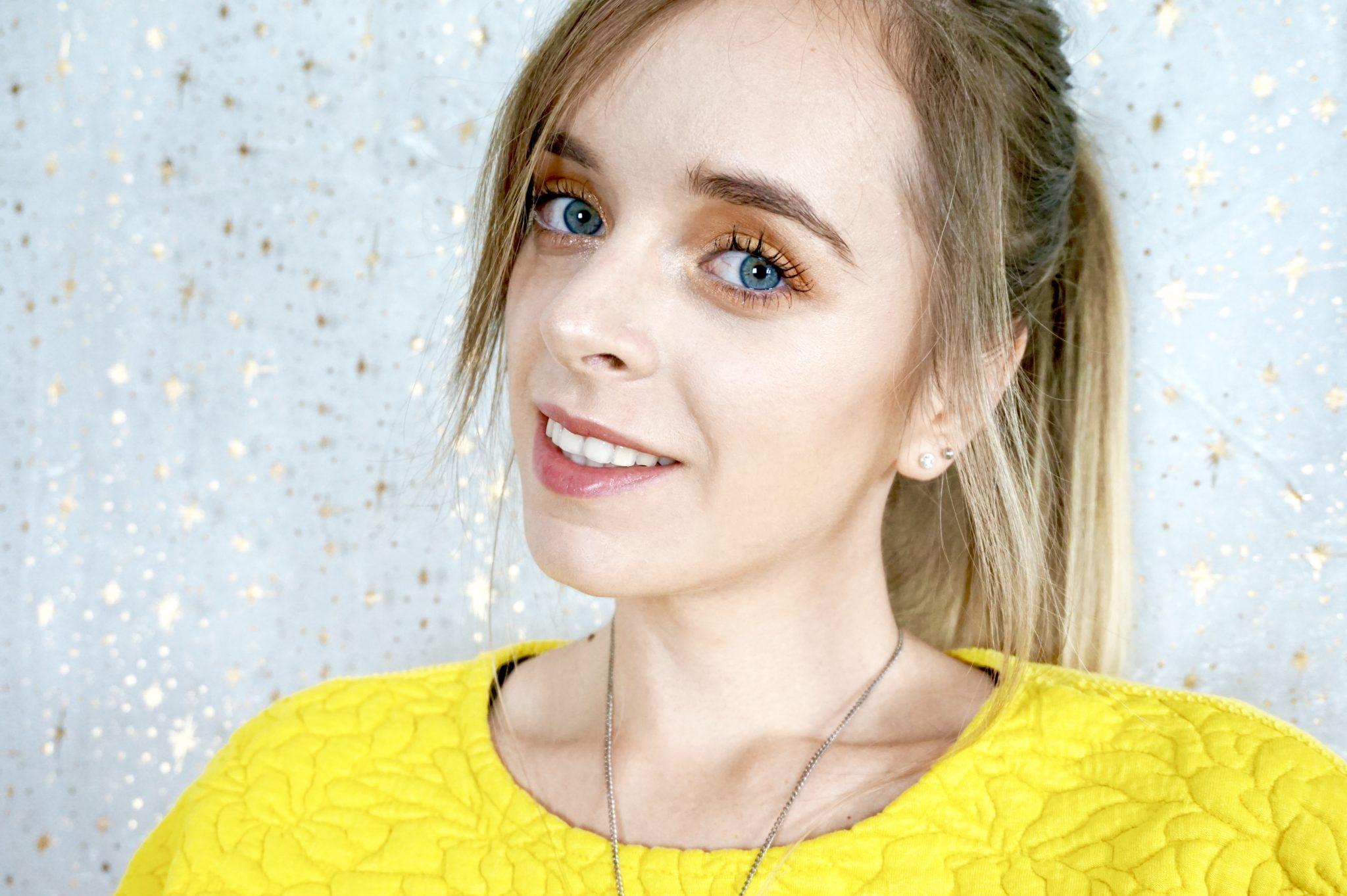 Maquillage jaune – MSC
