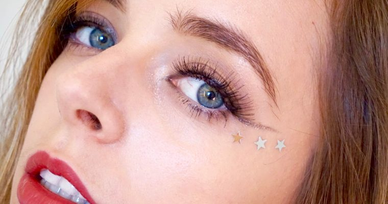 Maquillage de Noël aux étoiles – MSC