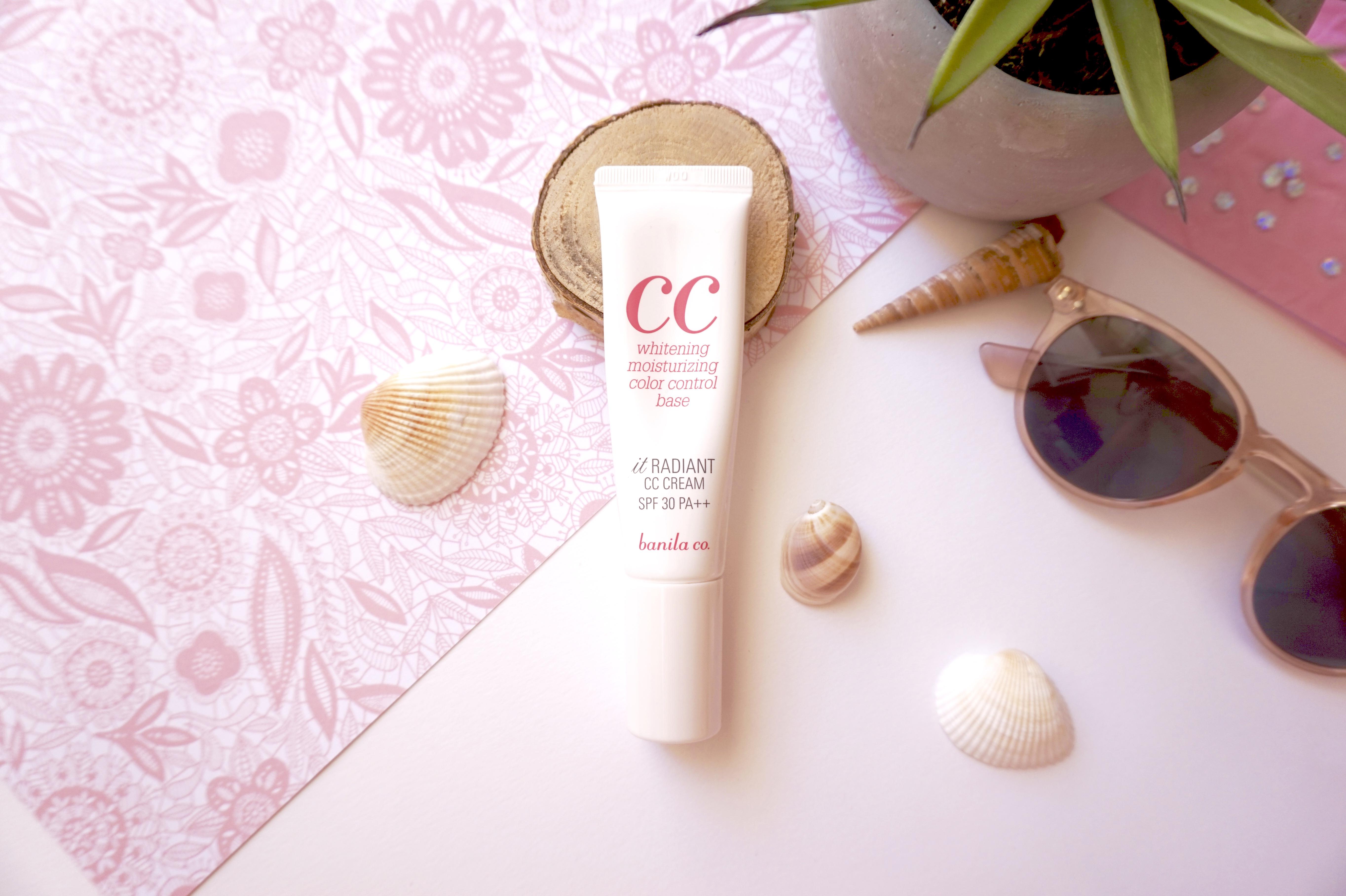 CC Crème Banila Co : base pour le teint coup de cœur