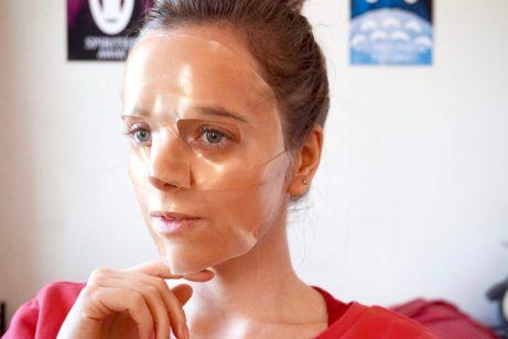 Application Masque Secret Key