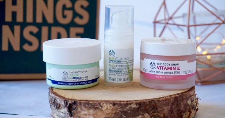 Routine Soins du Visage The Body Shop