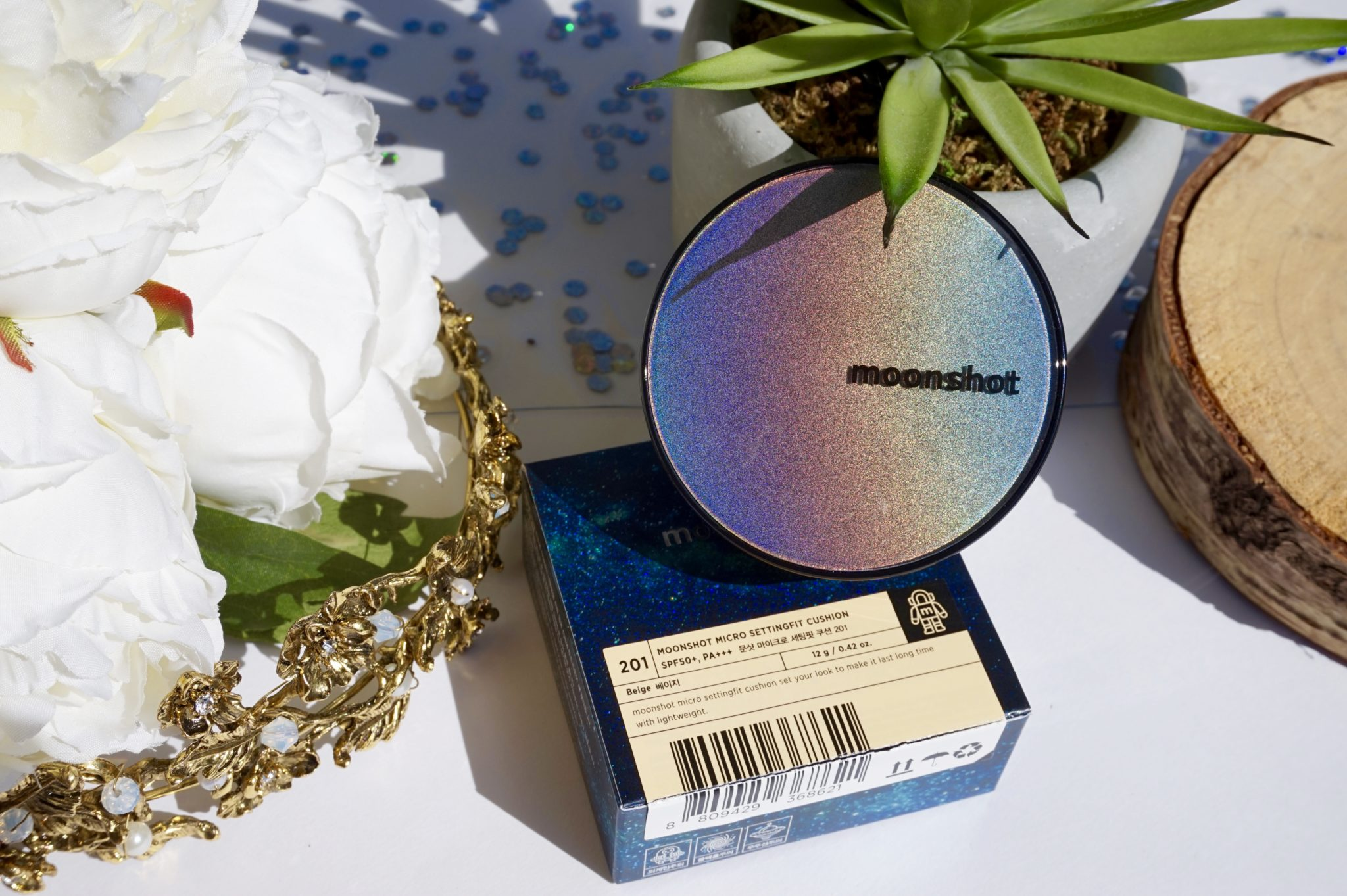 Moonshot Micro Setting Fit Cushion : mon coup de cœur kbeauty