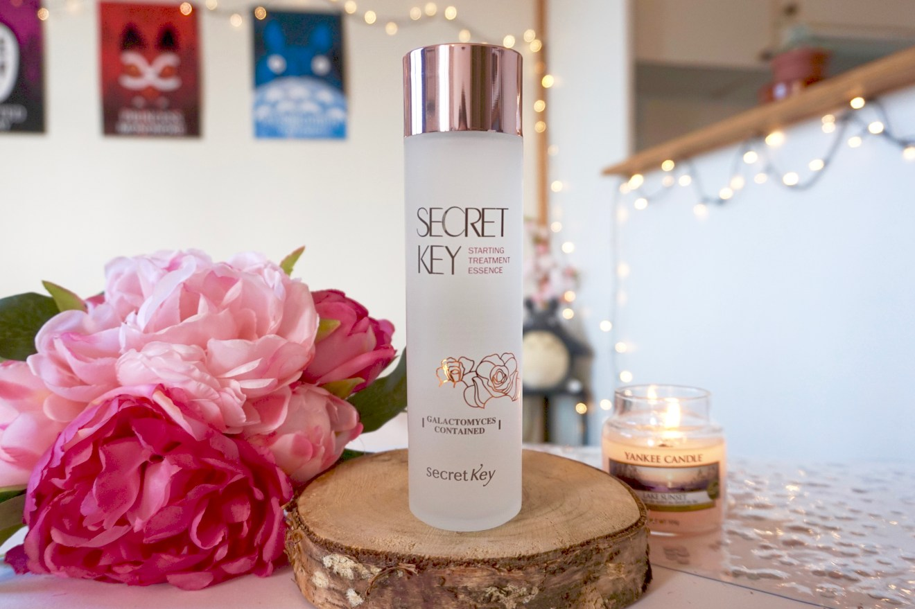 Starting Treatment Essence Secret Key : une peau parfaite ?