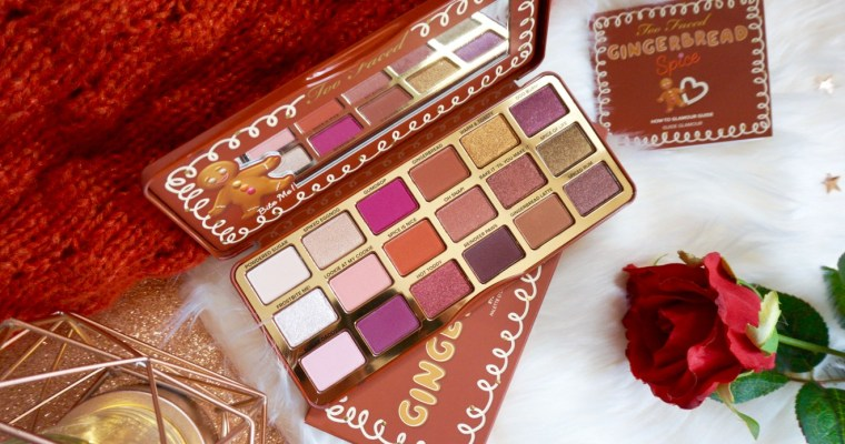 Revue Palette Gingerbread Too Faced