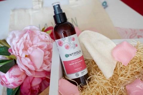 Soins du Visage Bio Rose Centifolia