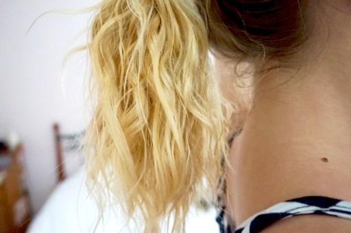 Hair Oil Ma Chérie Shiseido