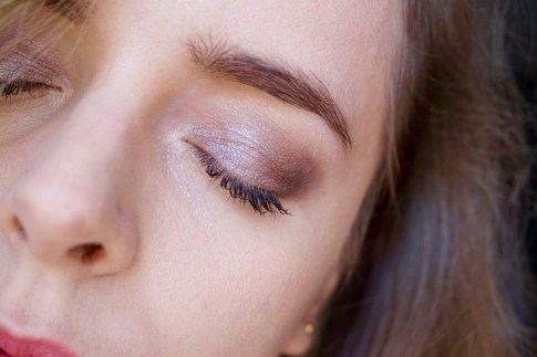 tuto maquillage yeux tous les jours auriège
