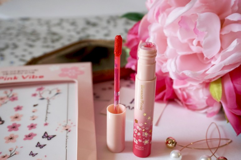 Shine Chic Lip Lacquer Etude House