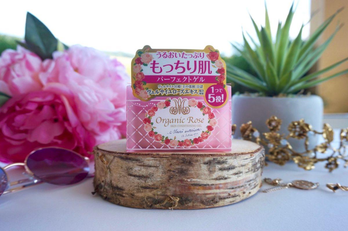 soin visage japonais à la rose