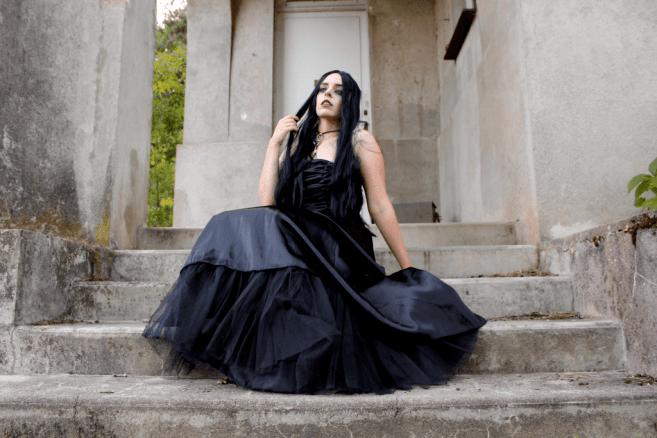 Elora Vampire Gothique Halloween