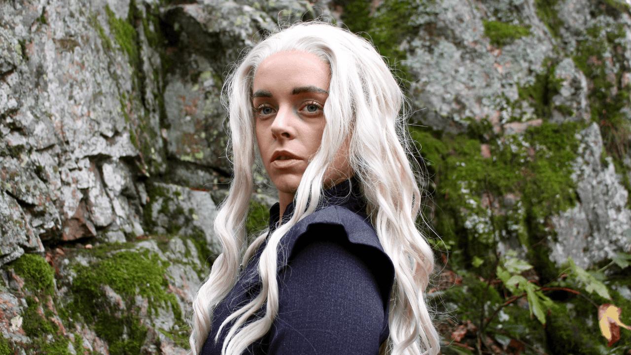 Daenerys Targaryen Halloween – The Mad Queen