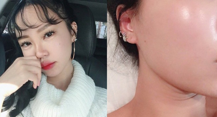 Routine Glass Skin Corée du Sud