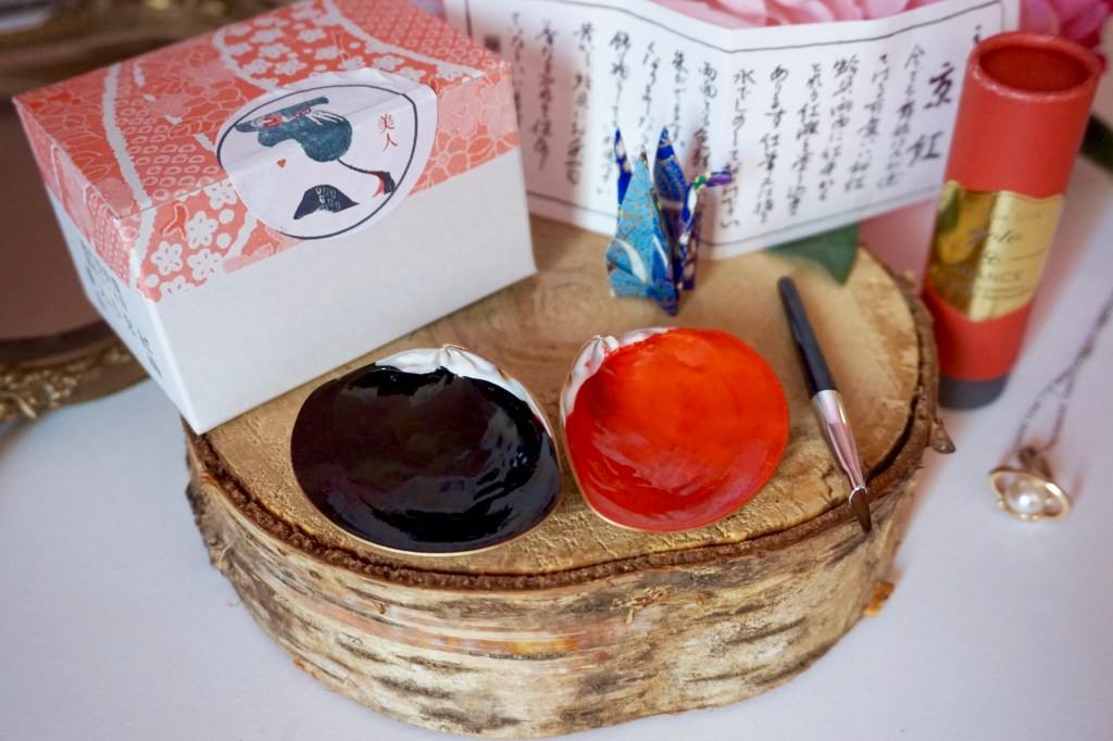 Rouge à lèvres coquillage japonais Bijin