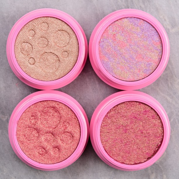 Super Shock Shadow Quad Colourpop x Bitti