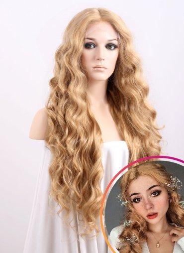 wishlist perruque blonde