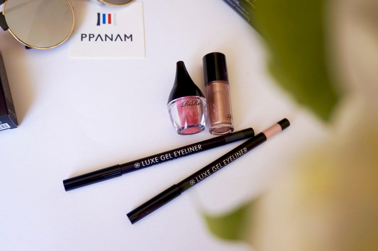 Maquillage coréen RiRe Cosmetics avec Ppanam