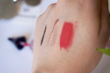 swatch lip powder avis kbeauty rire cosmetics