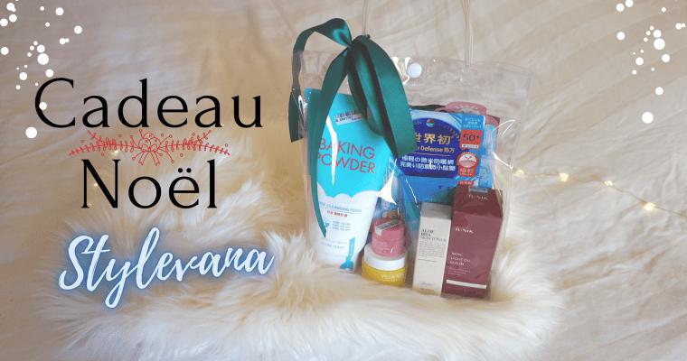 Stylevana Favorite Bag : Cadeau de Noël K-Beauty