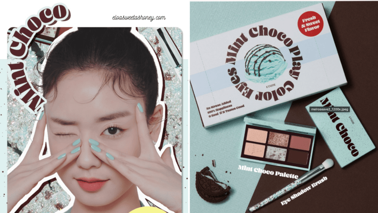 Collection Mint Choco Etude House