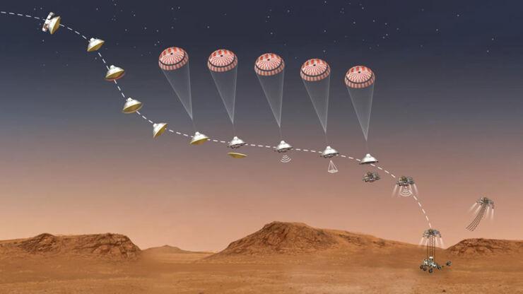 Nave de la NASA completará viaje de 470,8 millones de kilómetros