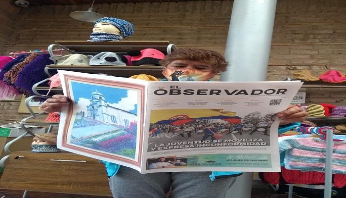 CIRCULA EDICIÓN 72 DE EL OBSERVADOR,  medio de información de Sabana Centro