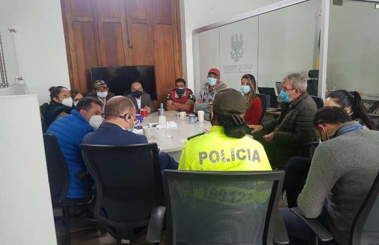 Video: Conclusiones de la mesa de dialogo  en Cajicá