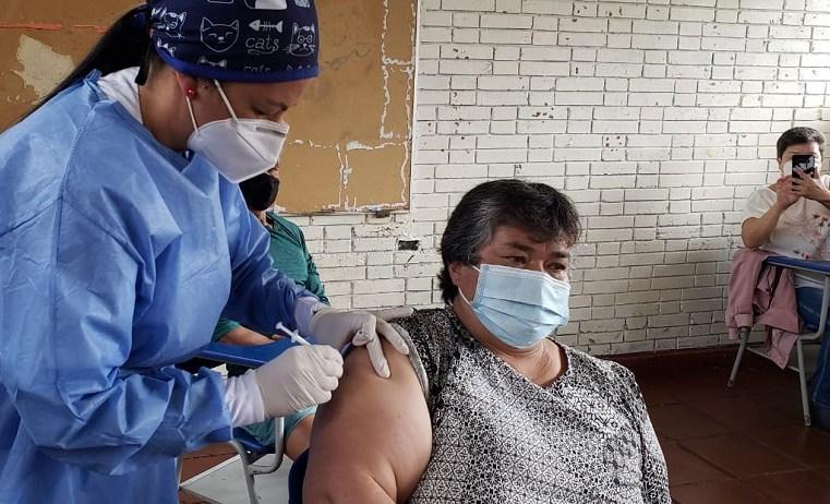 Cogua superó los 4 mil vacunados contra la Covid 19
