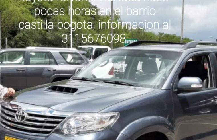 Hurtan camioneta a concejal de Cajicá
