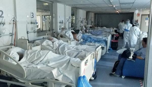 Alerta hospitalaria funcional en Tabio por alta ocupación en UCI