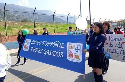 El Liceo Pérez Galdós, de Tenjo, entre los 5 colegios del país en pruebas Saber 11