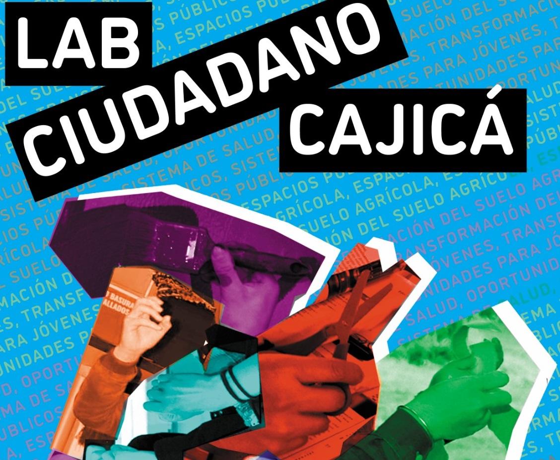 Sectores sociales realizarán Laboratorio Ciudadano en Cajicá