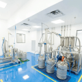 laboratorio para el procesamiento y transformación del cannabis en productos medicinales, ubicado en la zona franca de Tocancipá y el cual cuenta con 1.800 metros cuadrados y tiene capacidad procesar 6.000 kilos mensuales de cannabis.