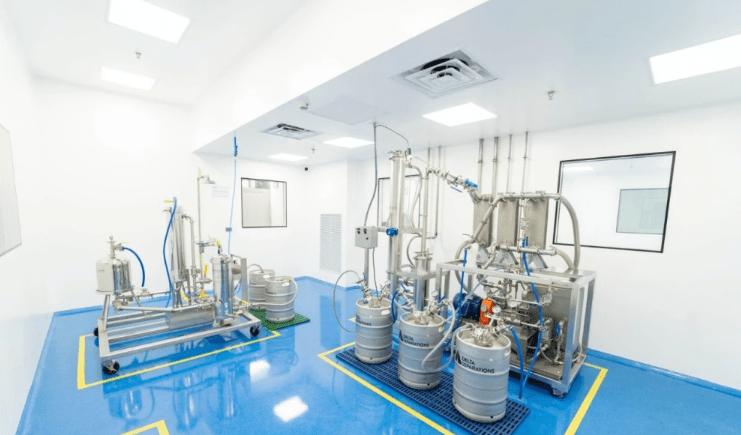 En Tocancipá funciona el primer laboratorio de cannabis de Colombia