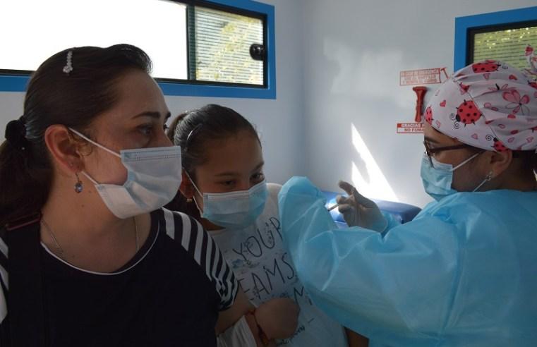 Colegios pedirán carné de vacunación para identificar a niños sin refuerzo contra sarampión y rubéola