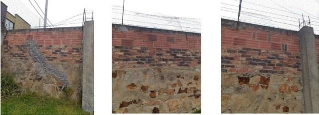 piden que dicha estructura proteja incluso el muro perimetral