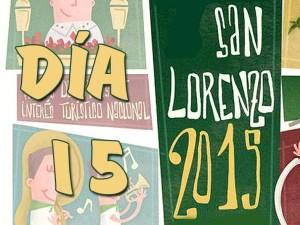 San Lorenzo, día 15