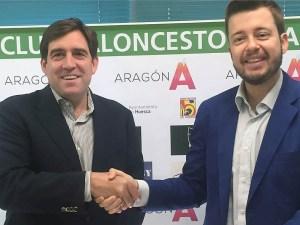 D. Reynaldo Benito y D. Antonio Orús / Foto: CB Peñas
