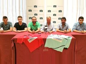 Acto de presentación / Foto: Bada Huesca