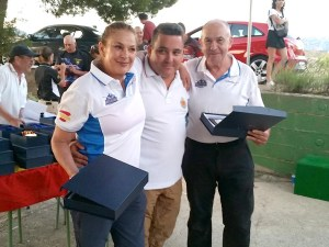 Imagen de alguno de los ganadores / Foto: CT Loreto